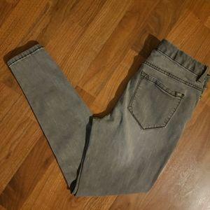 Kensie Jeans Gray Jeggings